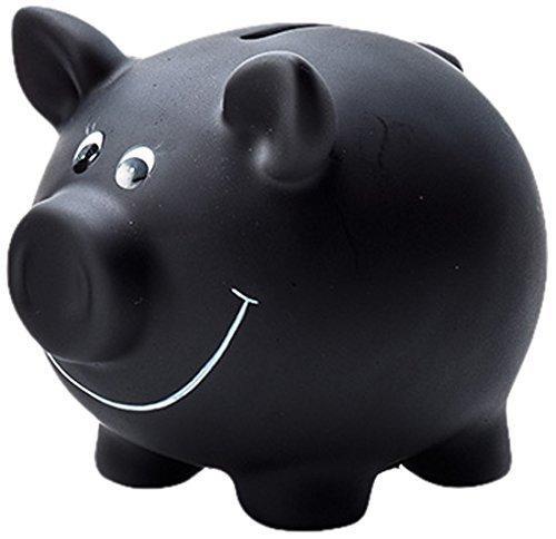 Pajoma 60280 Sparschwein aus Keramik zum Beschriften