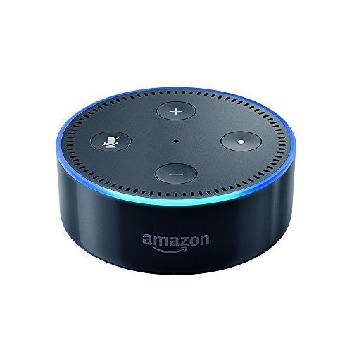 Amazon Echo Dot (2. Gen.) Intelligenter Lautsprecher mit Alexa, Schwarz